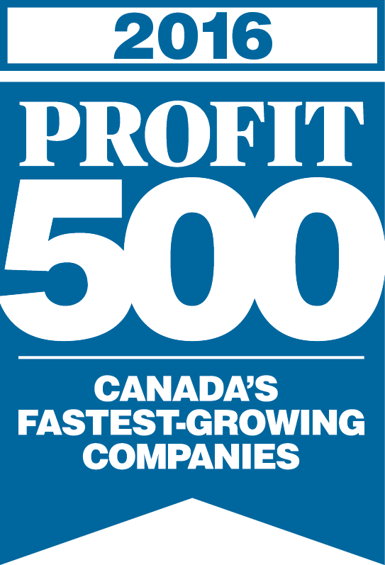 AskingCanadians Ranks 139 on the 2016 PROFIT 500