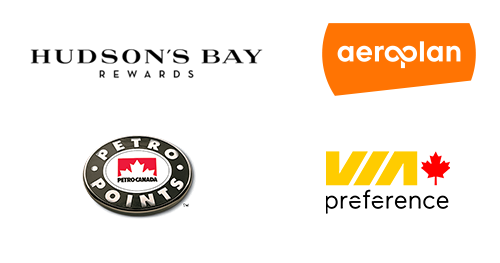 AskingCanadians Rewards Brand Partners
