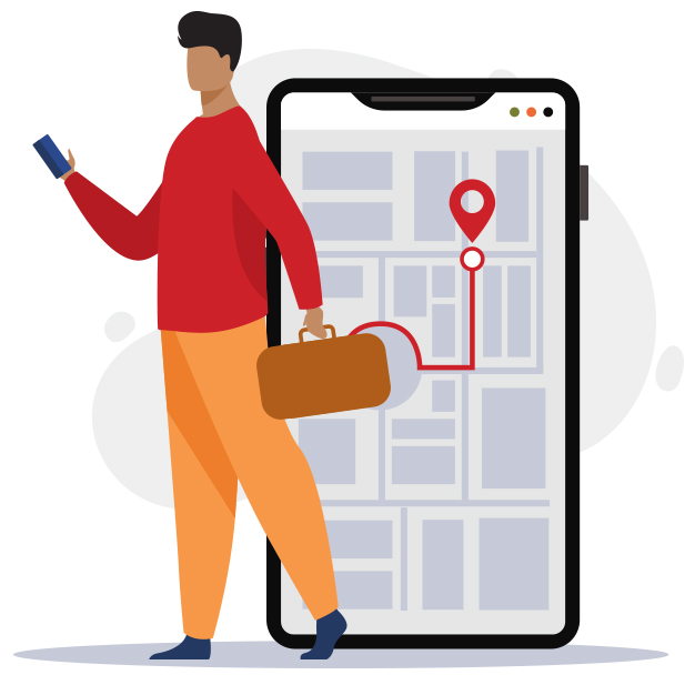 Smartphone geofencing surveys available at AskingCanadians by Delvinia